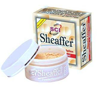 Sheaffer Powder Foundation (FY)