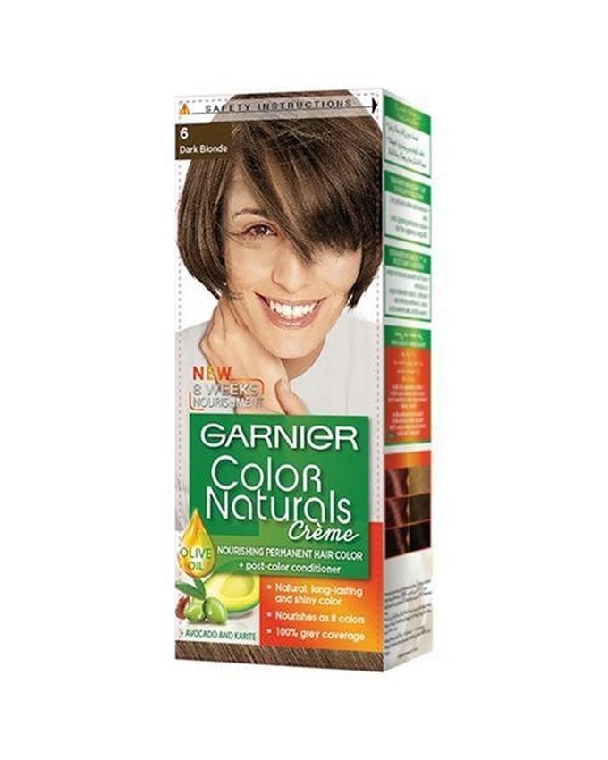 Garnier Hair Color Naturals Dark Blonde 6
