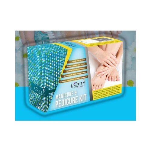 Lofty Manicure & pedicure Facial Kit