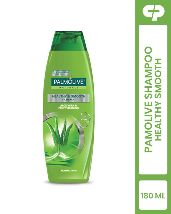 Palmolive Natural Shampoo - Healthy & Smooth 180ml