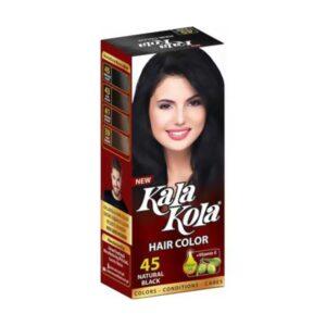 Kalakola Hair Color 45 Natural Black Small