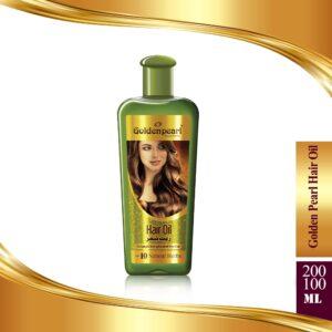 Golden Pearl Herbal Hair Oil Rs250