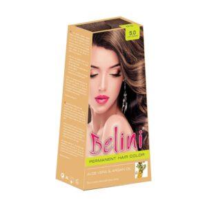Belini Light Brown Hair Color 50ml Tube