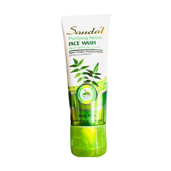 Sandal Purifying Neem Face Wash