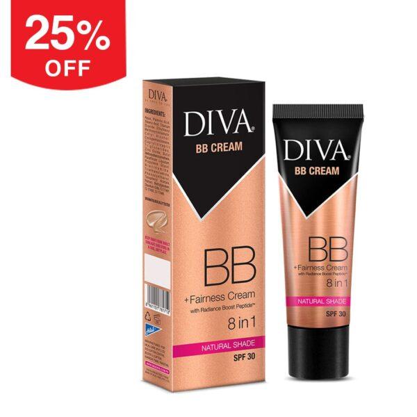 DIVA BB Cream 18gm
