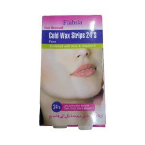 Fiabila Cold Wax Strips 24S