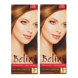 Belini Golden Blonde Hair Color Pack of 2