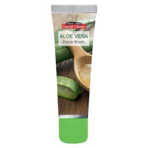 Saeed Ghani Aloe Vera Face Wash (60ml)