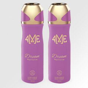 4ME Dream Bodyspray (120ml) Combo Pack