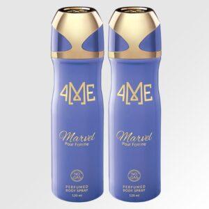 4ME Marvel Bodyspray (120ml) Combo Pack