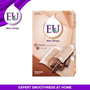 Eu Wax Strip Chocolate 10 Strips