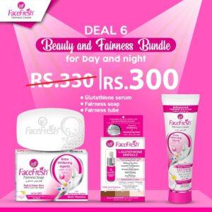 Face Fresh Beauty & Fairness Deal