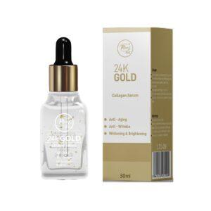 Rivaj UK 24K Gold Collagen Serum 30ml