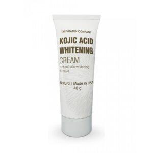 The Vitamin Company Kojic Acid Whitening Cream 40gm