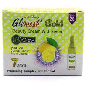 Glomesh Gold Beauty Cream With Serum SPF20