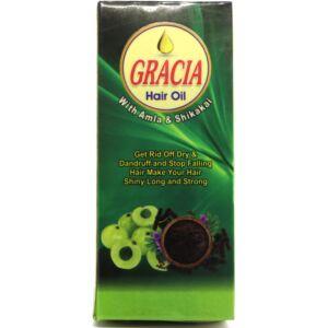 Gracia Hair Oil With Amla & Shikakai